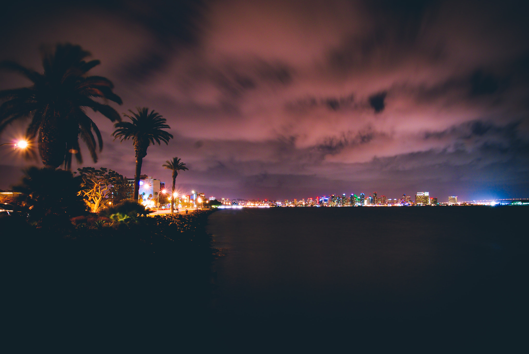 Photograph A San Diego Night by Steven Lee on 500px