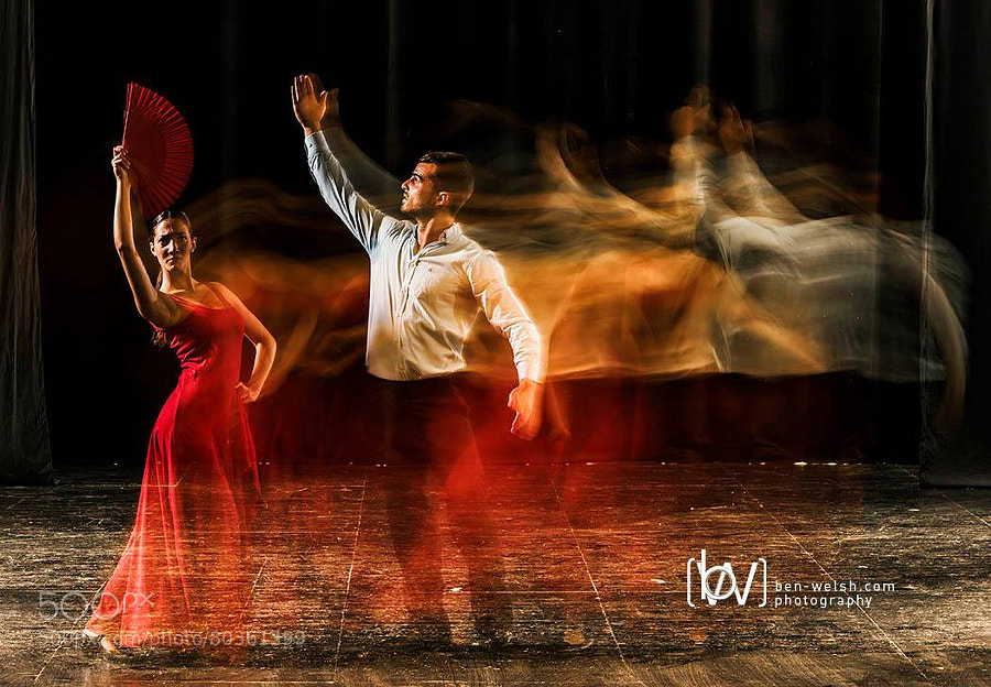 Photograph Flamenco Dancers Photo by Ben Welsh by Ben Welsh on 500px