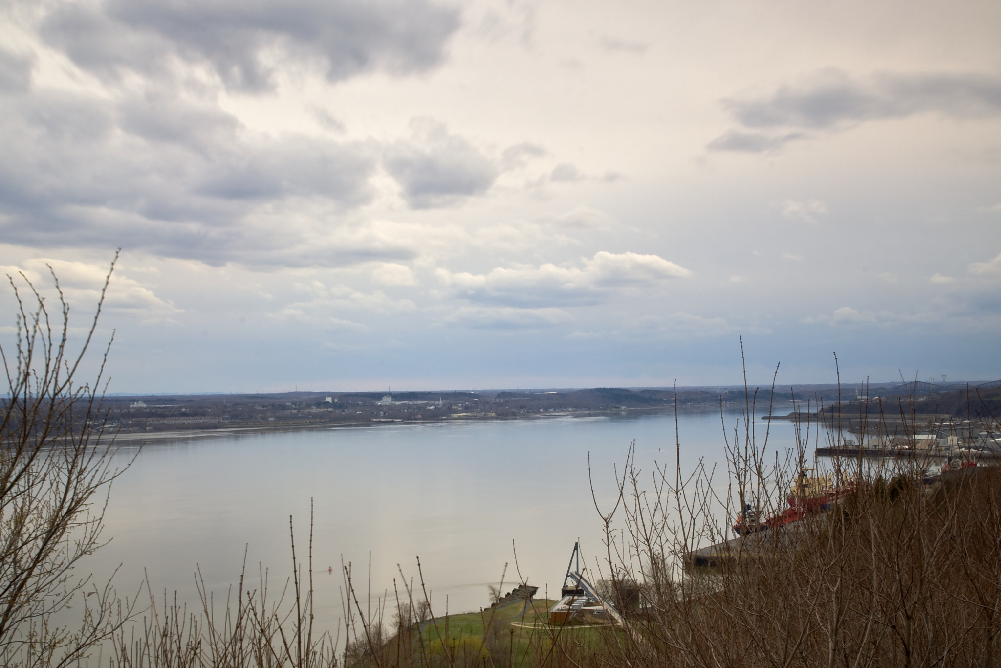 Photograph Quebec : saint Lawrence river by Nicolas Erny on 500px