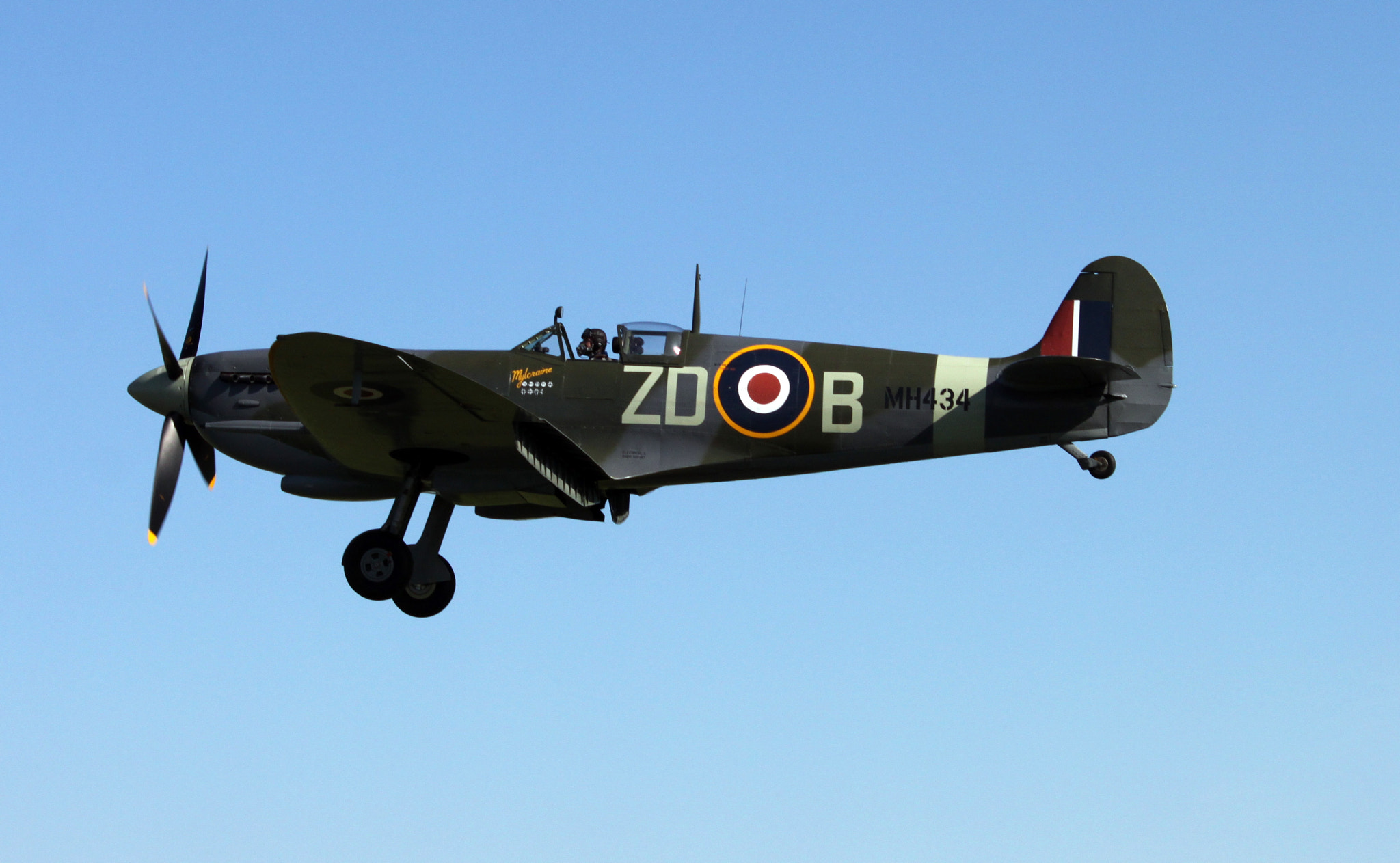 Photograph Spitfire by Dave HW on 500px