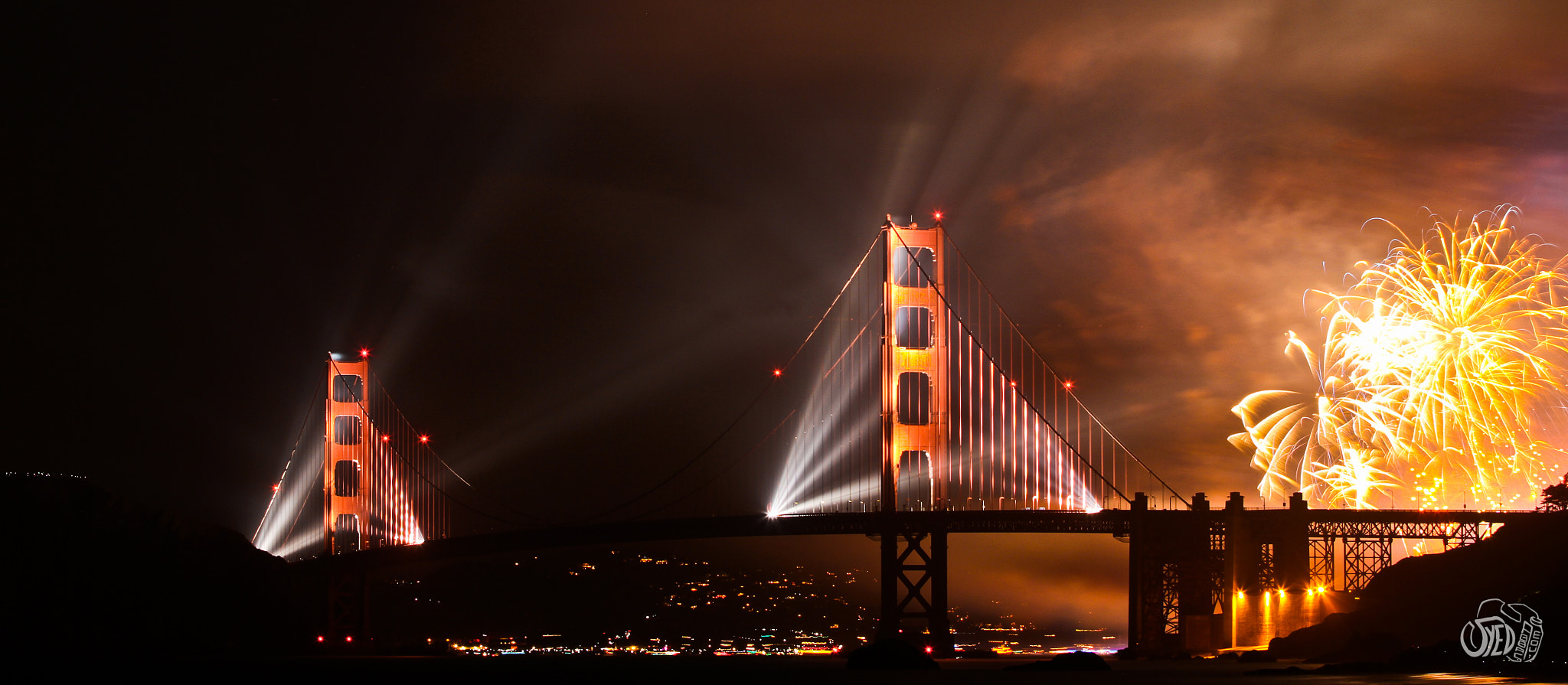 Photograph The Magnificent Golden Gate by Syed Abbas on 500px