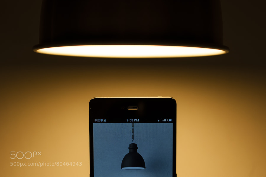 Smartisan T1 In The Lamp by linz
