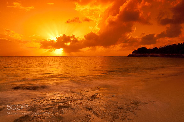 Photograph sunset by Martin Slniecko on 500px
