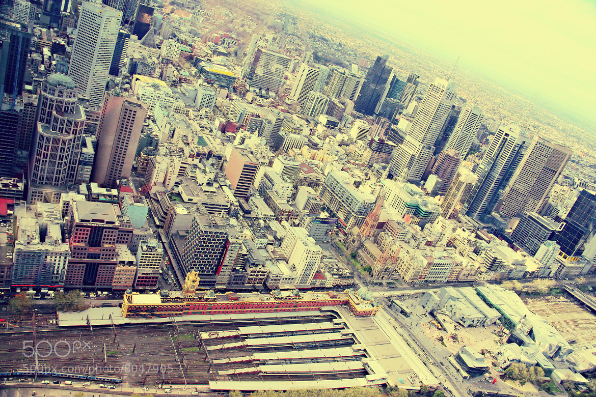Photograph melbourne City by Mohammed Attar on 500px