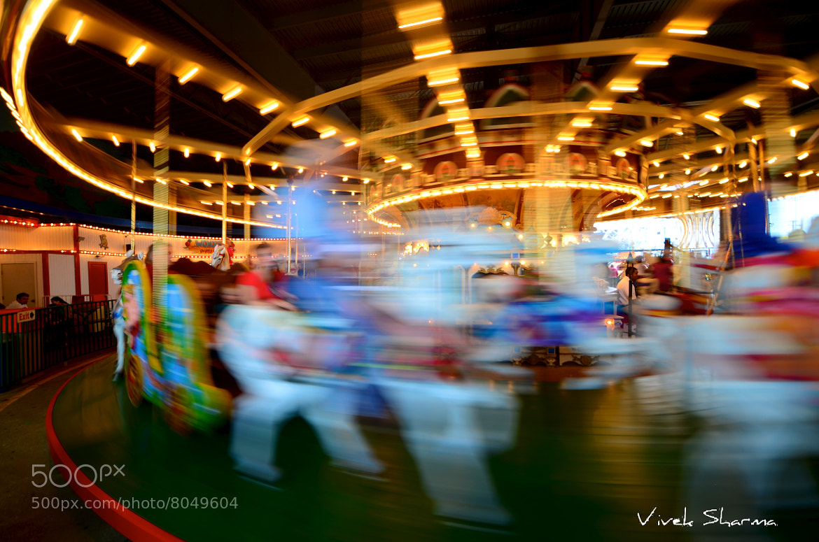 Photograph Round and Round by Vivek Sharma on 500px