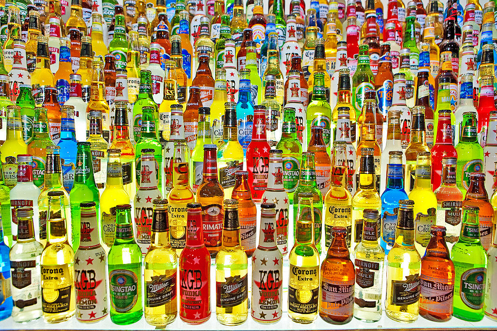 Photograph Beer Bottles by Ernest Lee on 500px