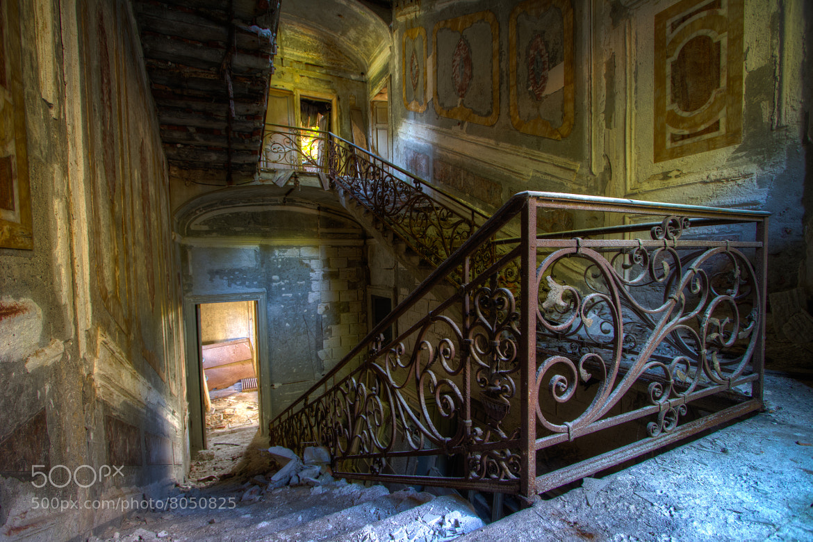 Photograph The Villa by Sylvain Heraud on 500px