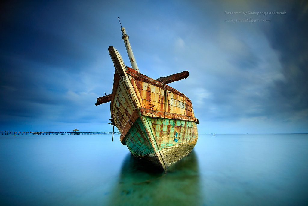 Photograph The Pirate by Nattapong uesettasak on 500px