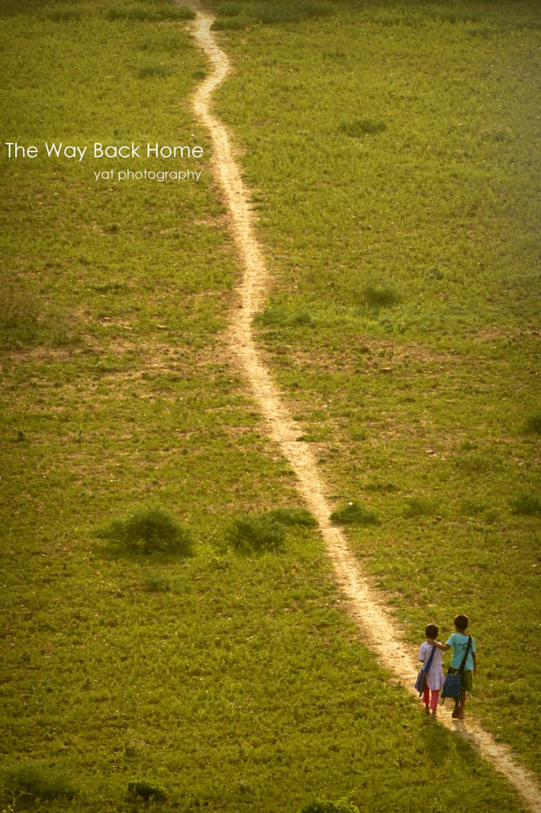 Photograph Time to Home by ye aung thu on 500px