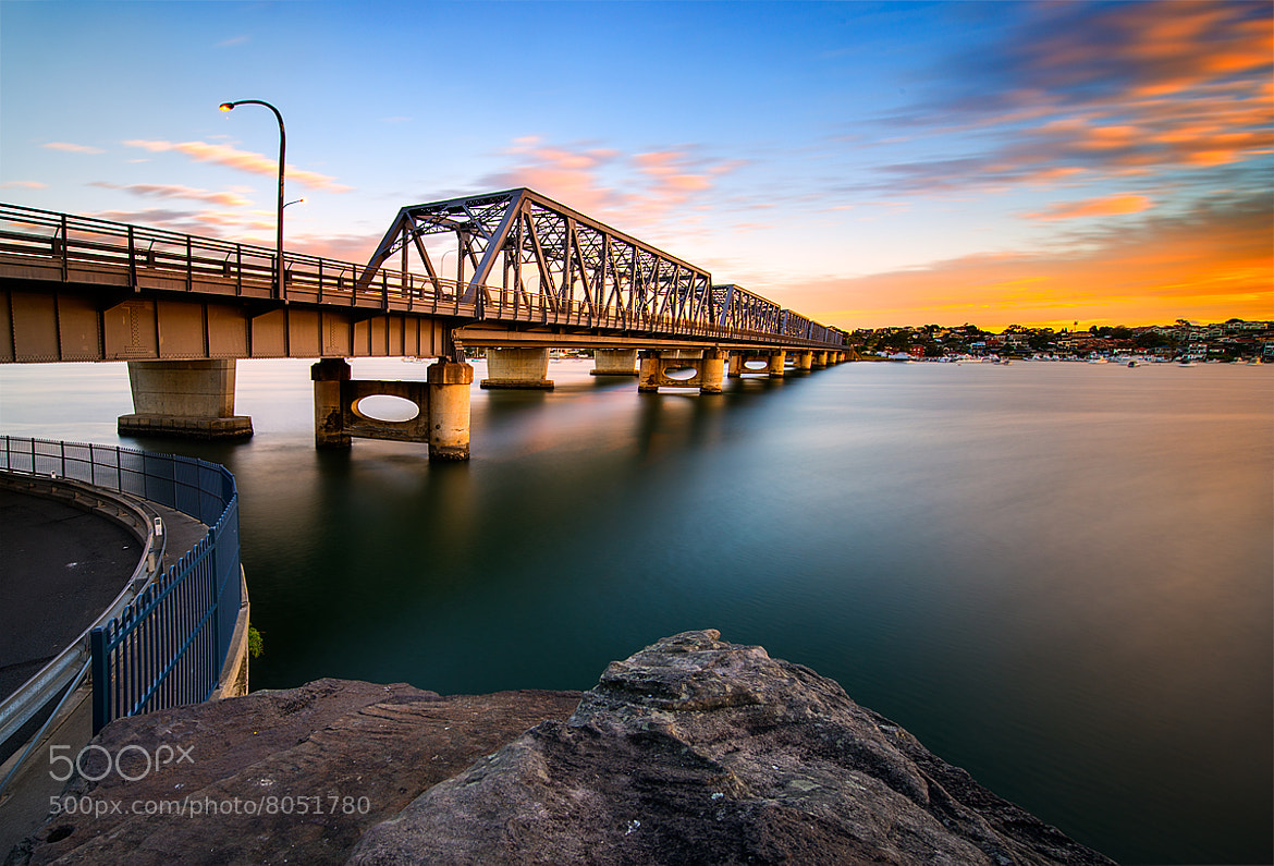 Photograph Tom Ugly Bridge by SKYDANCER ! on 500px
