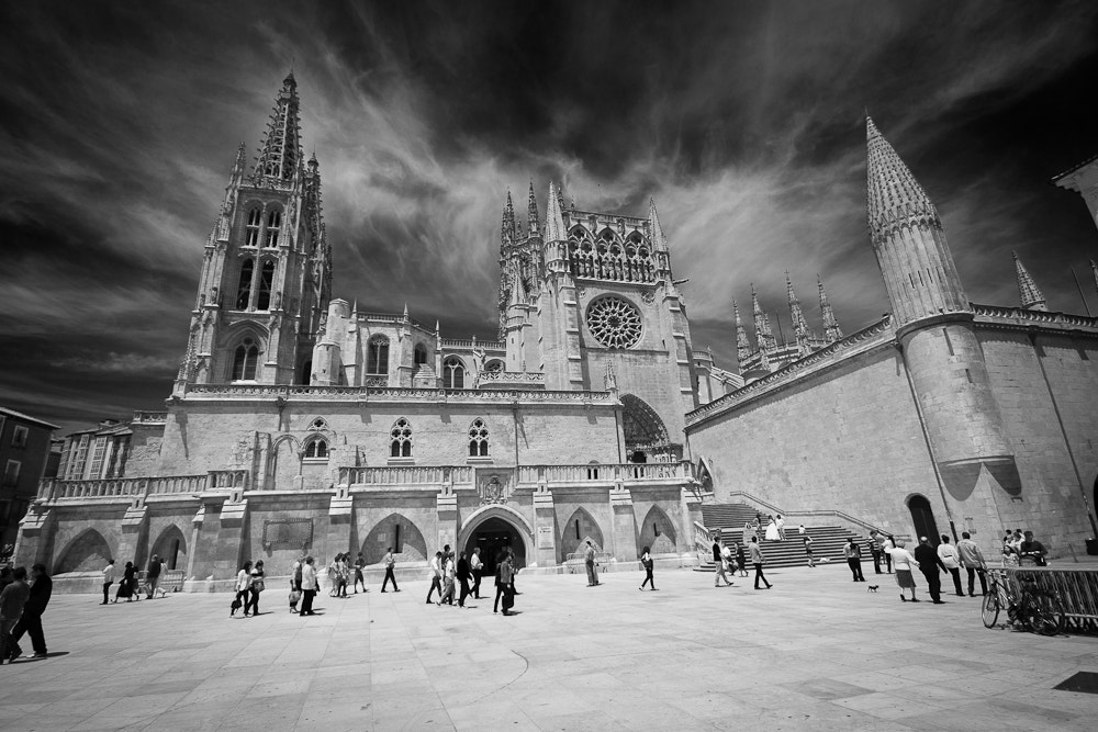 Photograph Burgos gótico by Carlos JG on 500px