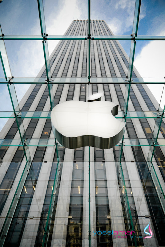 Photograph Apple Store 5th by Yossi Amar on 500px