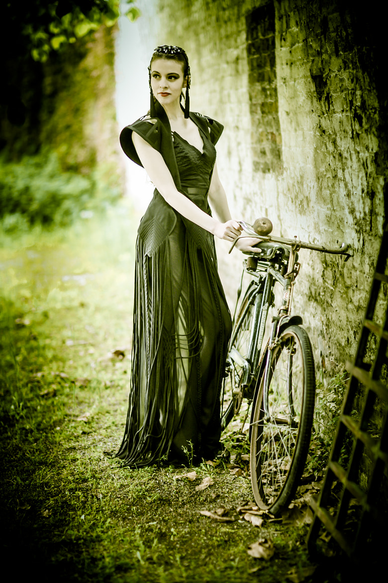 Photograph Cycling is Greener by Photocillin  on 500px
