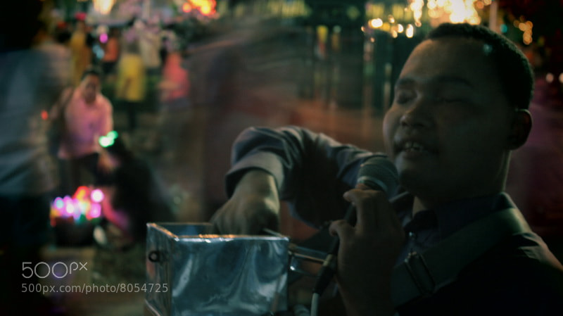 Photograph  minstrel by Apiwat Sudsawat on 500px