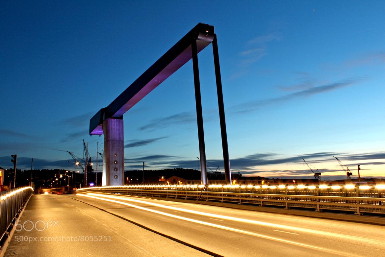 Photograph Purple Bridge by Marius Grøndahl on 500px