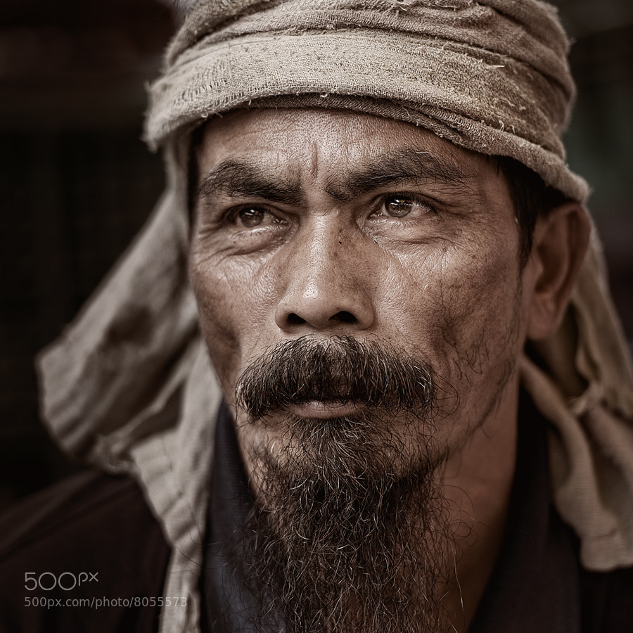 Photograph malay man by Yaman Ibrahim on 500px