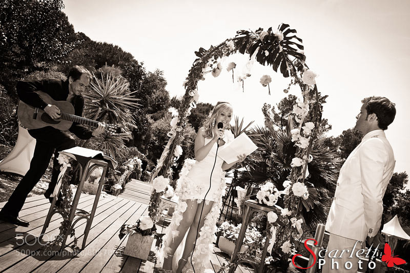 Photograph Mariage de Barbara et Dimitri by Lawrence Banahan on 500px