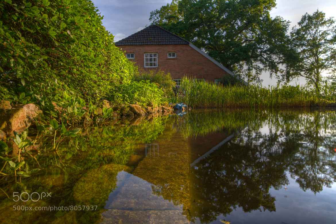 Photograph Ostfriesischer Teich by Simon Nickel on 500px