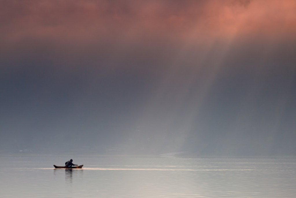 Photograph Solitude by Helminadia Ranford on 500px