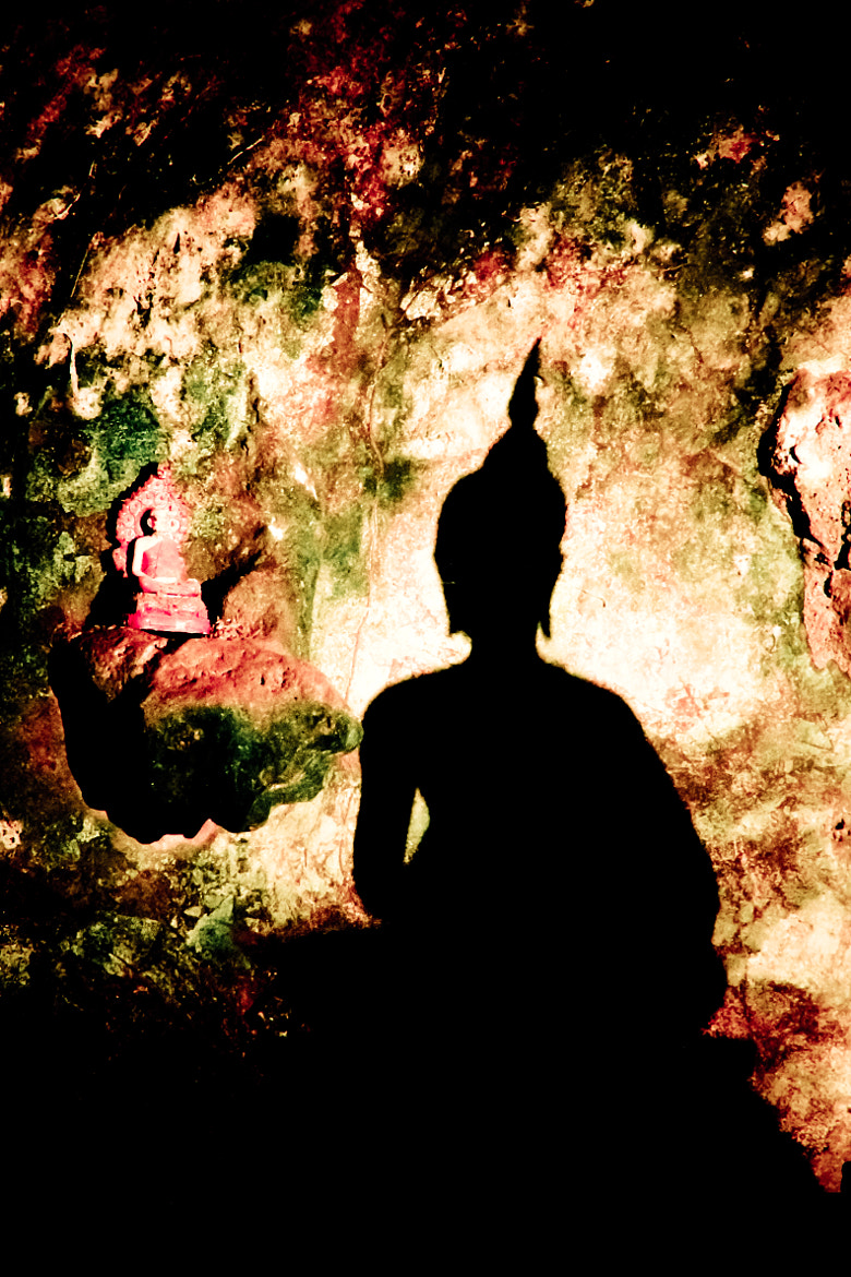 Photograph Shadow of Buddha  by Manjunath k on 500px