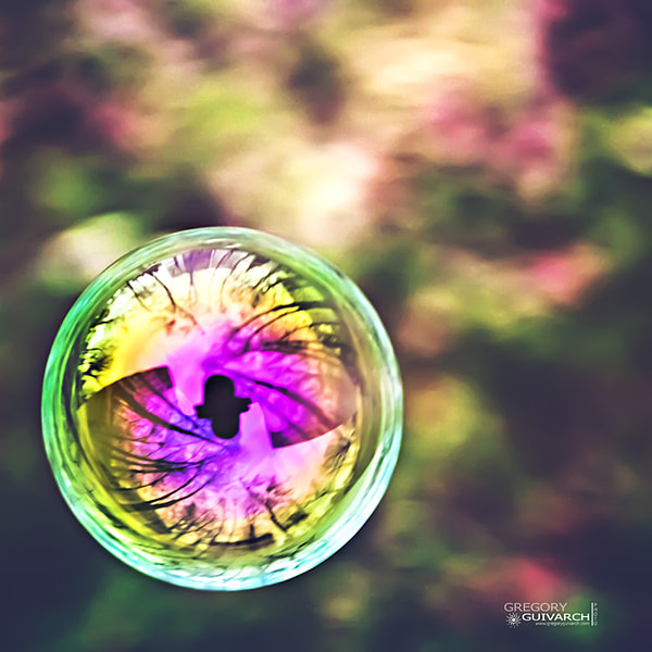 Photograph fly bubble fly by Gregory Guivarch on 500px