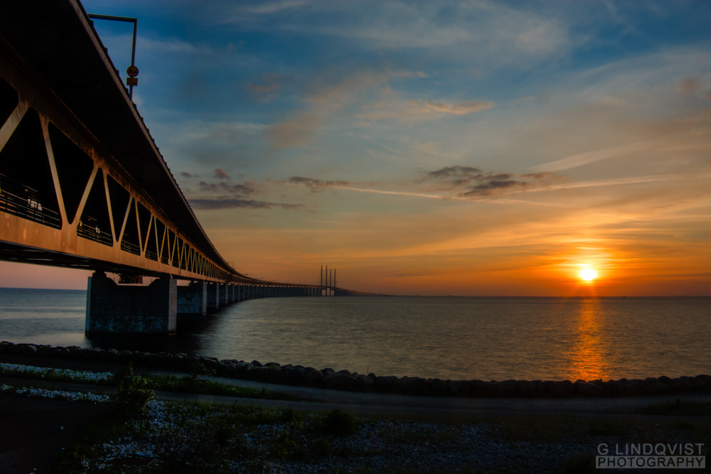 Photograph Öresundsbron by Gustav Lindqvist on 500px