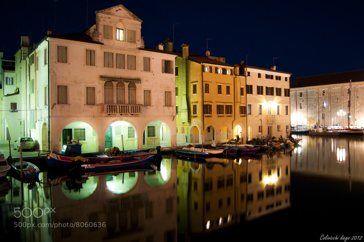 Photograph Chioggia by Diego Colivicchi on 500px