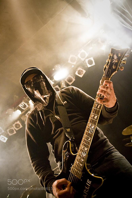 Photograph Hollywood Undead by Simon Pokorny on 500px