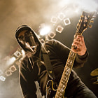 """Vocalist and lead guitarist  """"Charlie Scene"""" from """"Hollywood Undead"""", picture is from a concert in Berlin."""