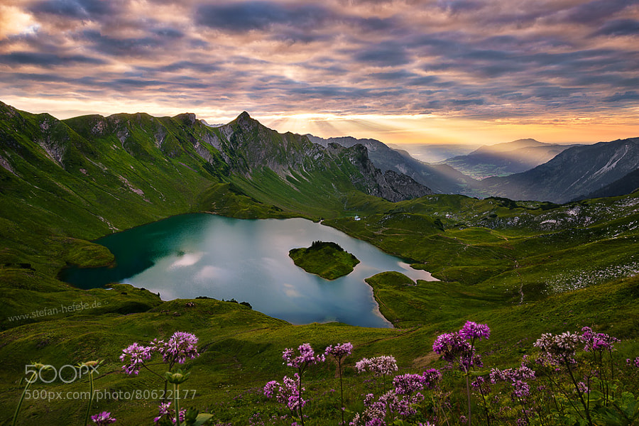 The Magic Moment by Stefan Hefele