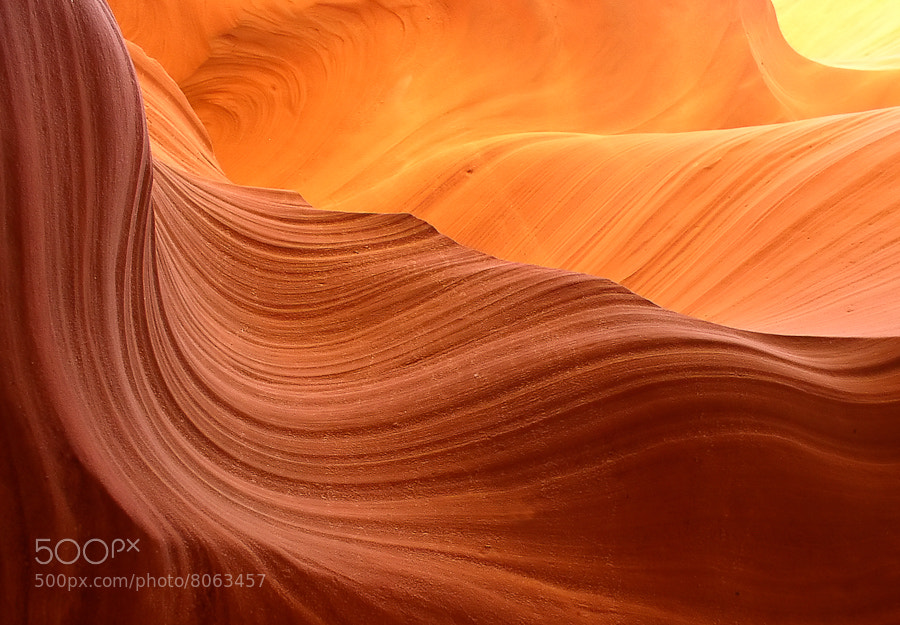 Photograph Antelope Canyon Lights X by Rene Columbus on 500px
