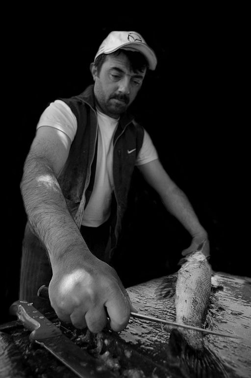 Photograph Fisherman by cemal sepici on 500px