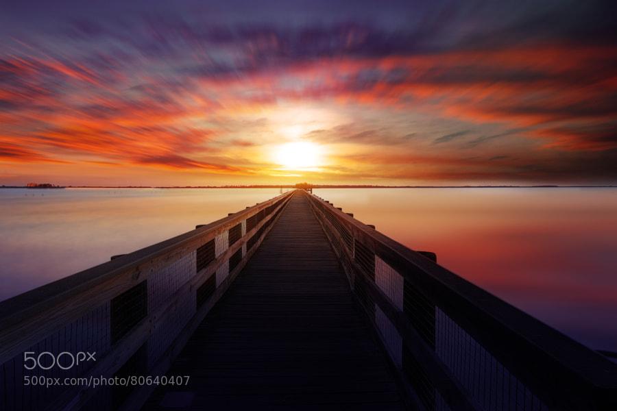 The Bridge to Heaven II by Likehe_Zen