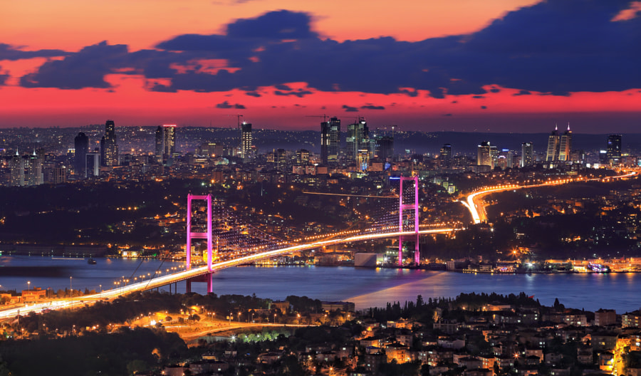 Photograph Asia & Europe by Erdal Suat on 500px