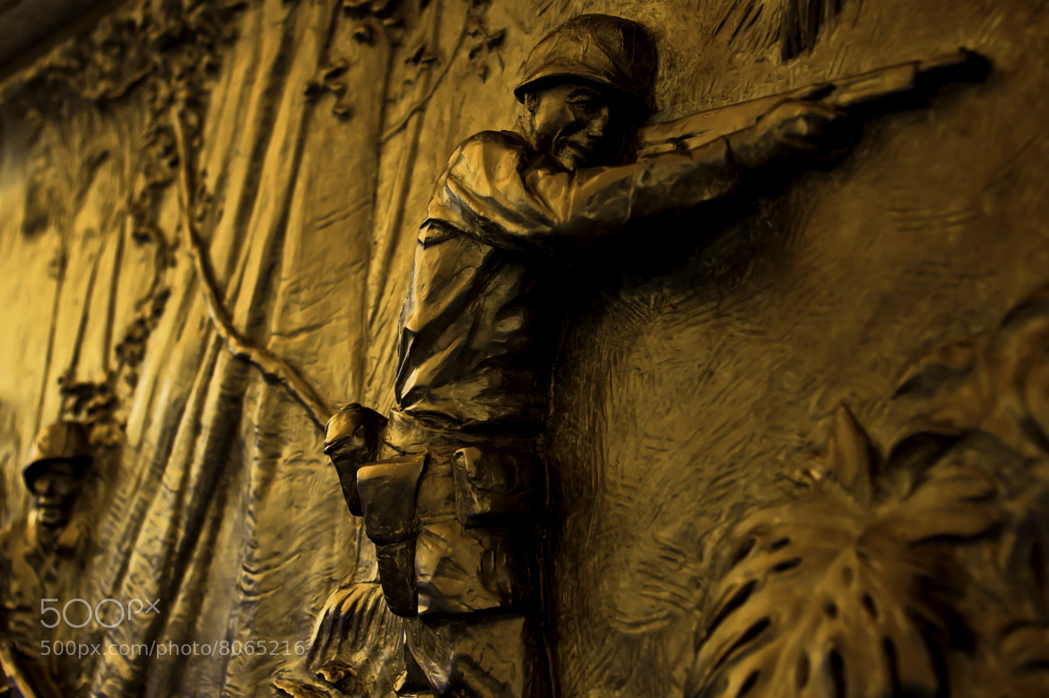 Photograph World War II Memorial by Jag Canape on 500px