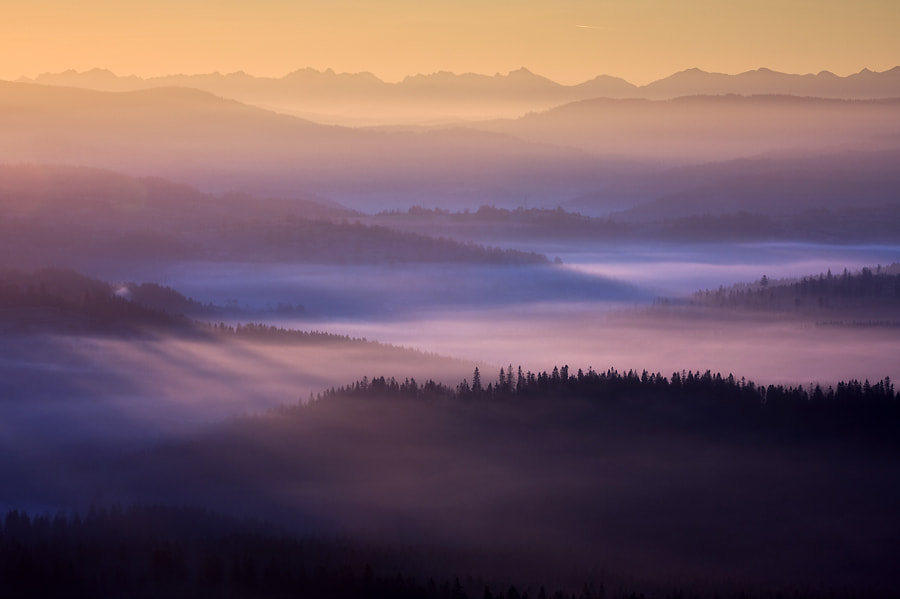 Photograph Calmness in the valley by Marcin Sobas on 500px