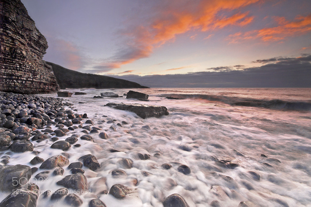 Photograph Frothy Sunset by Geoffrey Baker on 500px