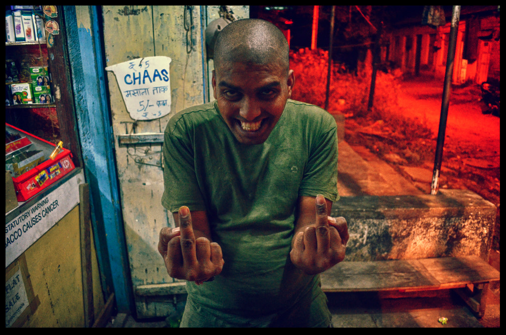 Photograph Fuck you by Vineet Negi on 500px