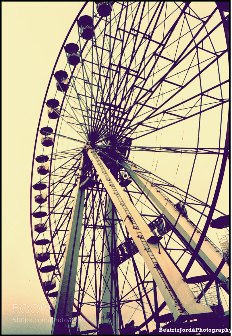 Photograph wheel by Beatriz Jordá on 500px