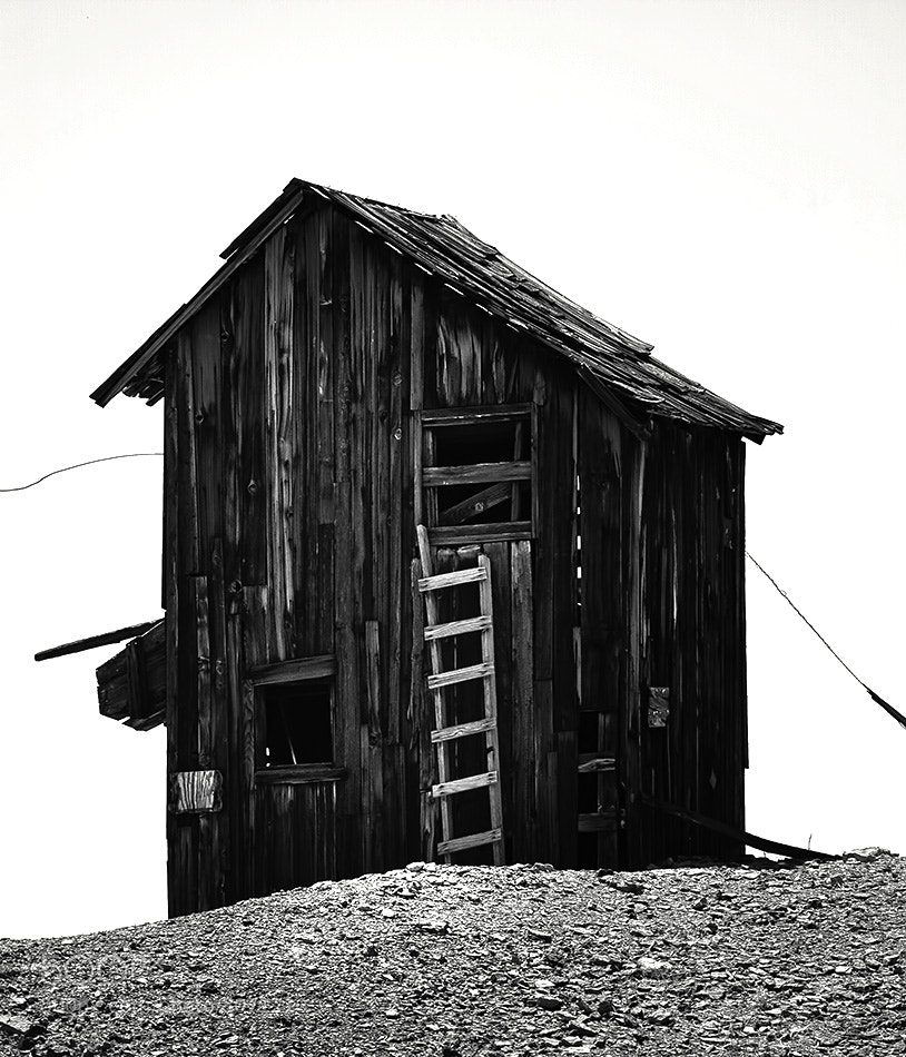 Photograph The Shack by Scott Fisher on 500px