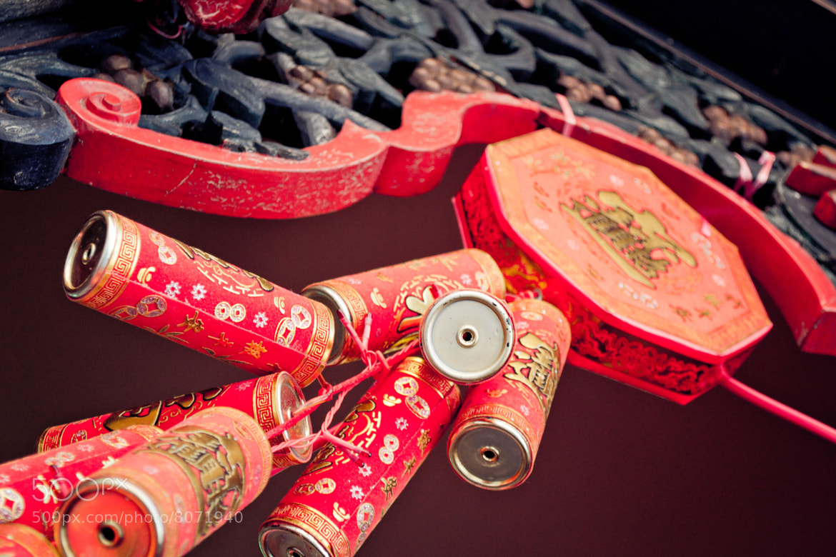 Photograph Firecrackers by Tiffany  Jou on 500px