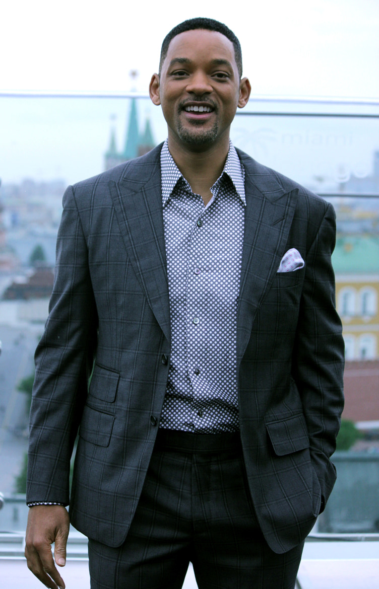 Photograph Will Smith in Moscow by Katerina Grinberg on 500px