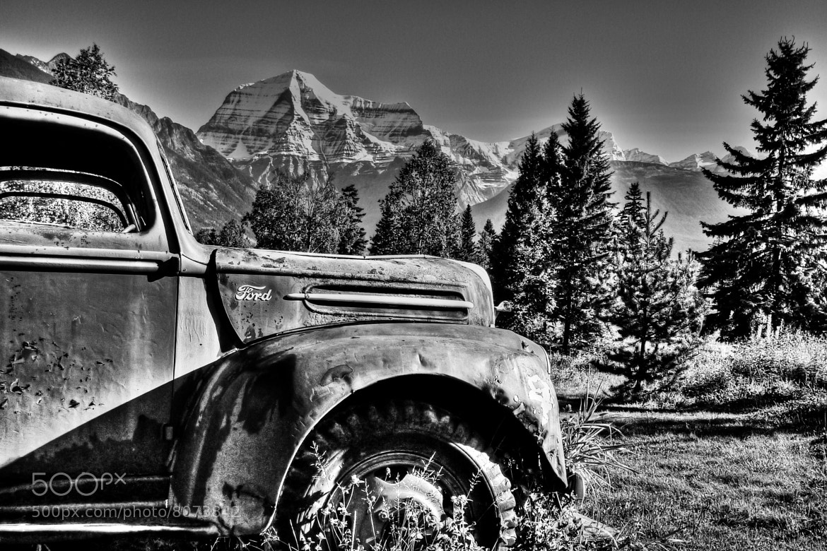 Photograph Ford ever by Norbert Weiss on 500px