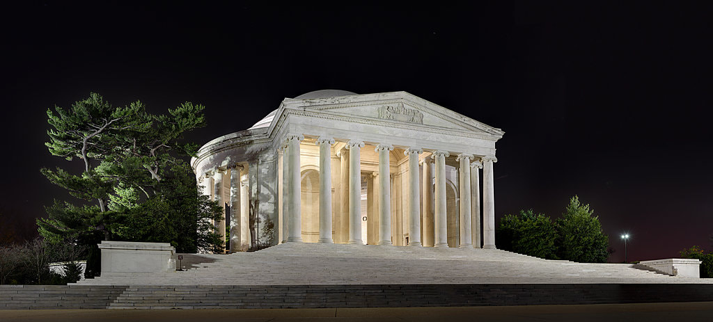 Photograph Jefferson Memorial by Metro DC Photography on 500px