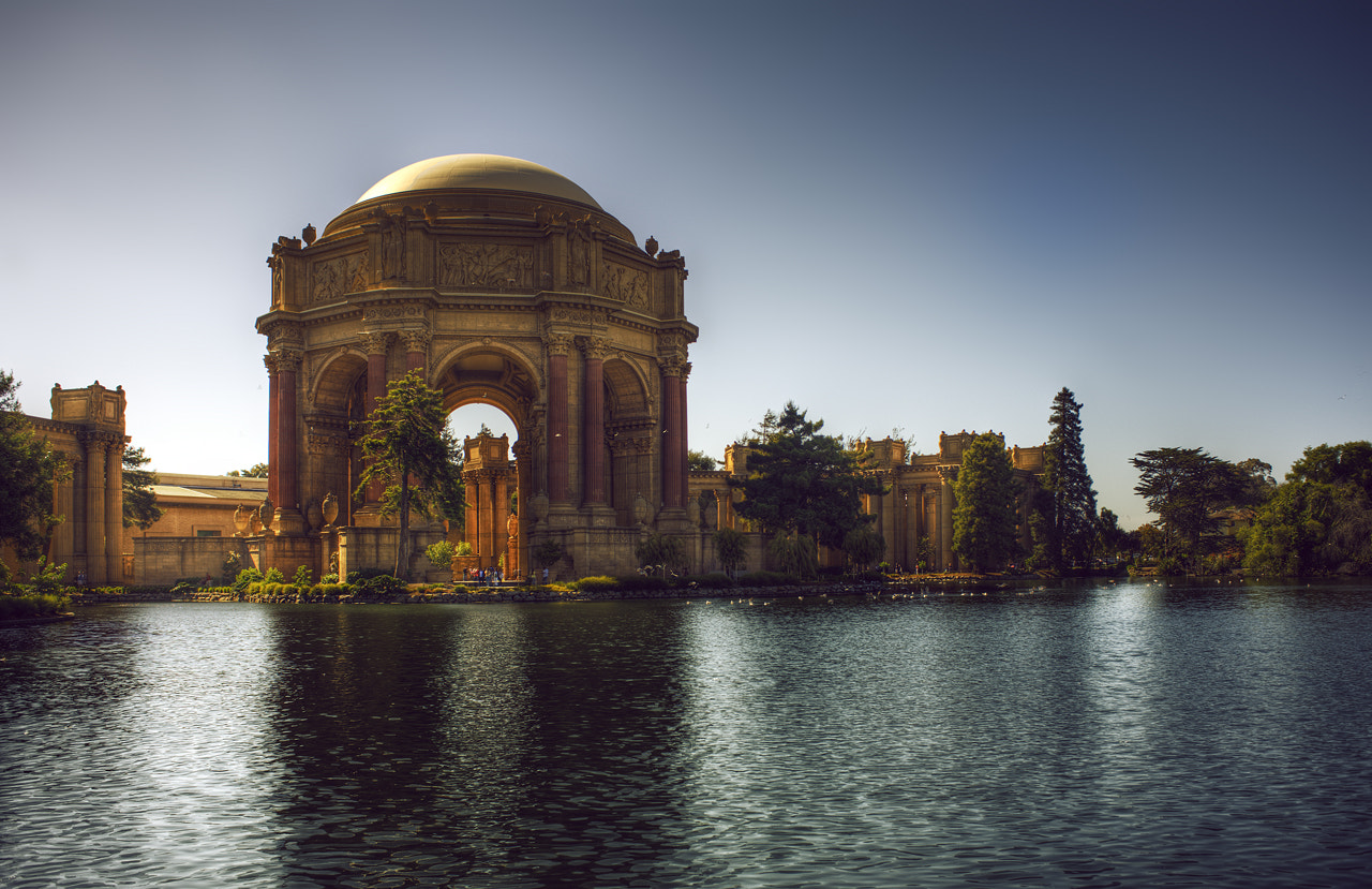 Photograph Palace of Fine Arts Theatre  by Ivan  Nava on 500px