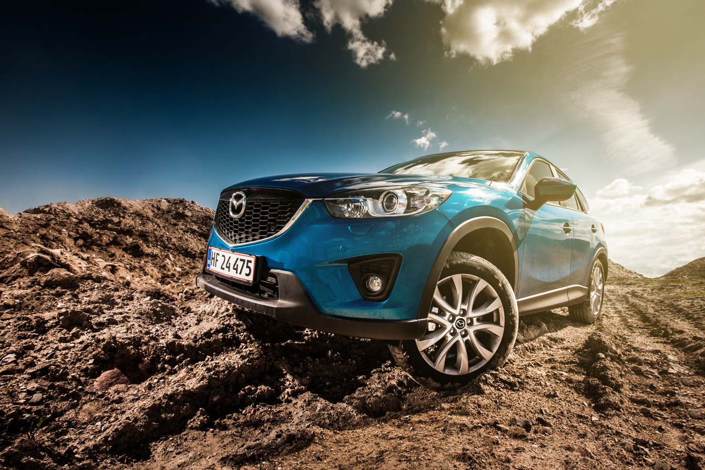 Photograph 2013 Mazda CX-5 by Mads Dreier on 500px