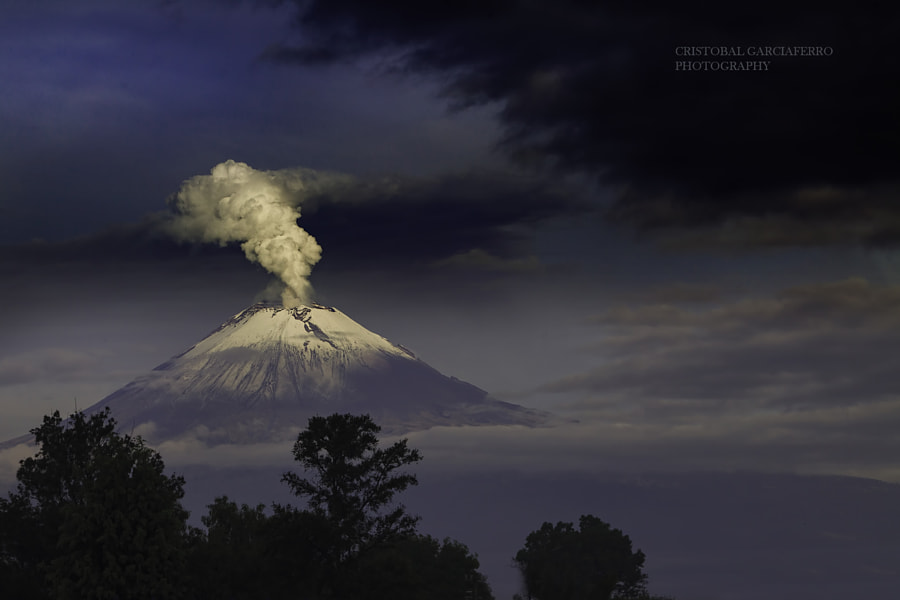 Photograph Between Storm and smoke by Cristobal Garciaferro Rubio on 500px