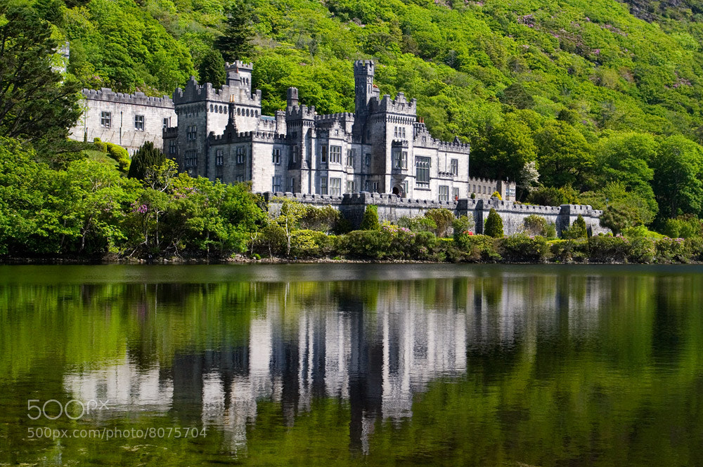 Photograph Kylemore Abbey by Stephen Emerson on 500px