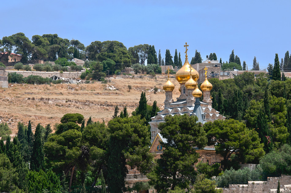 Photograph A golden cupolas by Nissim Bracha on 500px