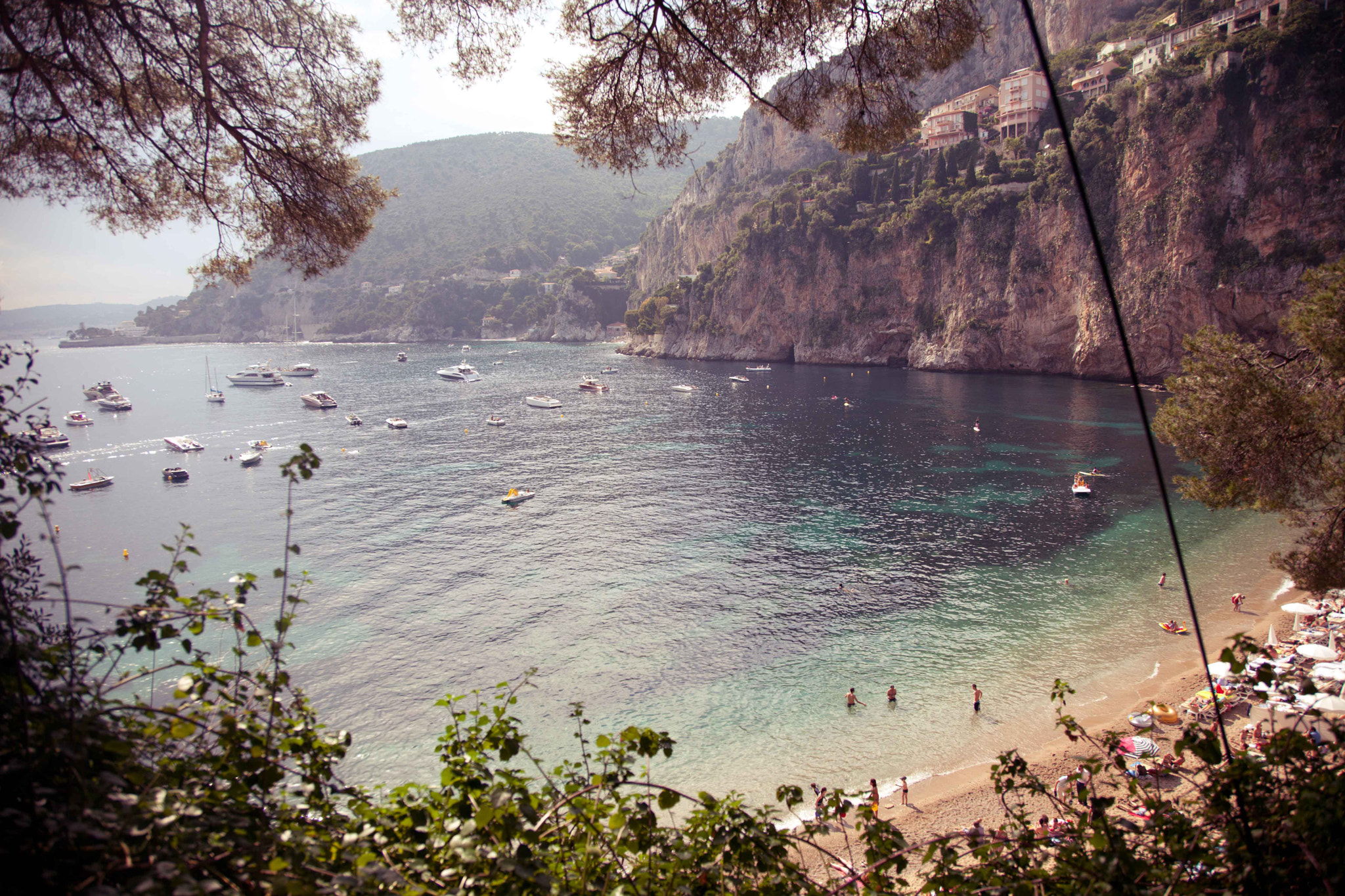 Photograph Cap D'ail Beach  by Youcef  on 500px